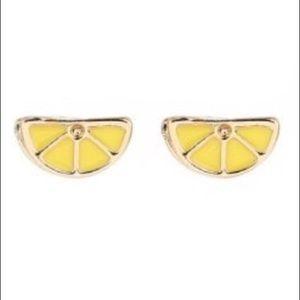 Jewelry - 50% off🕊•Dainty• Sorrento Lemons 🍋 •••>
